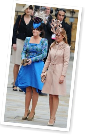 View Princess Eugenie and Princess Beatrice