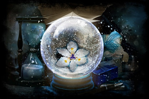 Fotos de amor bolita de cristal imagui - Bola nieve cristal ...