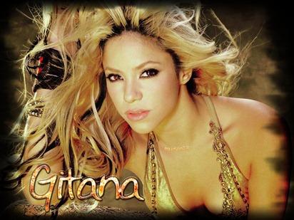 Shakira_Gitana