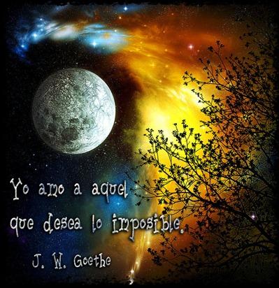 luna imposible