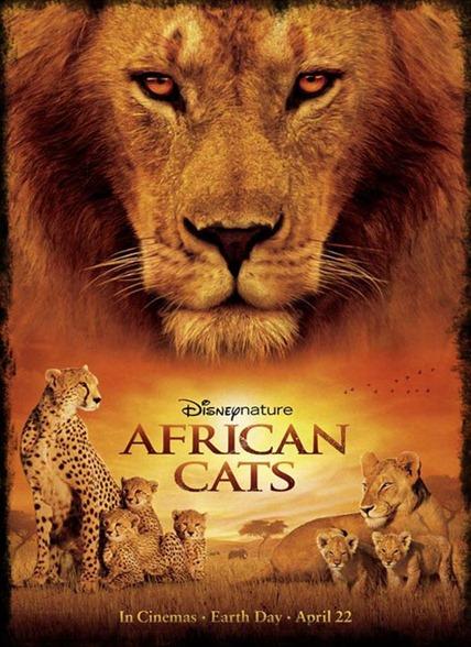 African-Cats- dia de la tierra