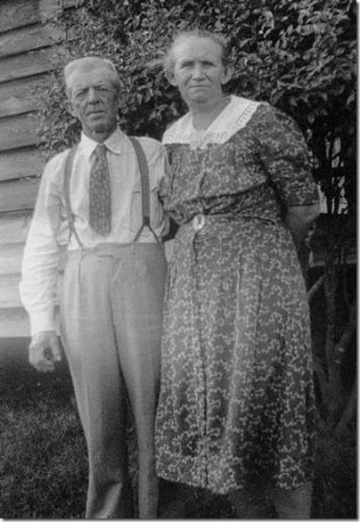 JOHN HENRY & RHODA MCGUIRE