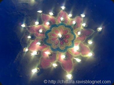 Karthika_Pooja_rangoli_7