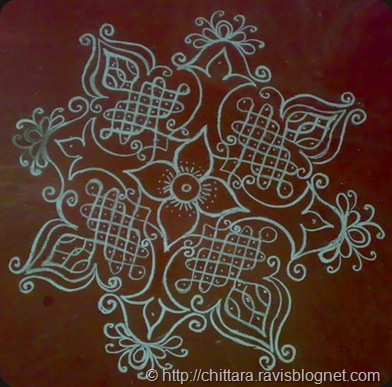 rangoli on floor chittara rangoli pattern designs for