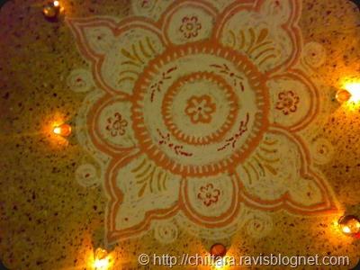 Rangoli_white_Deepam_25