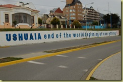 How Ushuaia sees itself