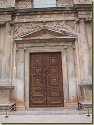 Charles Palace Door