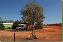 Broome Camp Site
