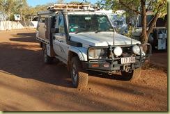Gold Prospectors Jeep
