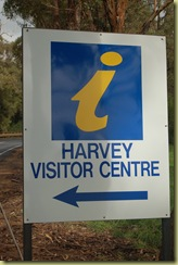 Harvey Tourist Office