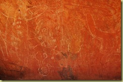 Ulhuru Rock Art