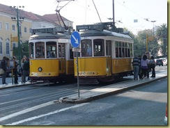 Yellow Trams