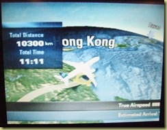 Hong Kong Distance