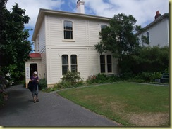 Katherine Mansfield's House