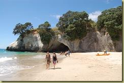 C Cave beyond