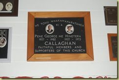 Church Plaques