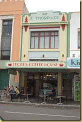 Thorpe's Coffee House