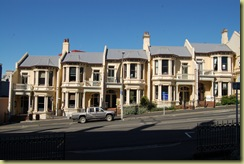 Row of Houses Dunedin