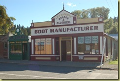 Naseby Boot Shop