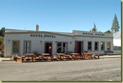 Naseby Hotel