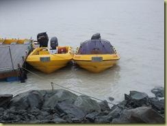 Glacial Boats