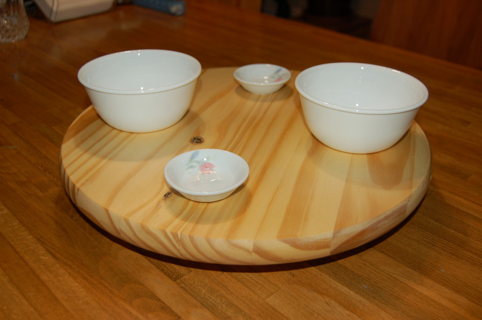 Lazy Susan Just Got Lazier Woodworks Made Easy
