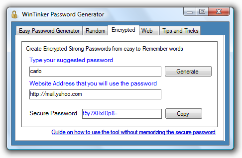 encryptedpasswordgenerator