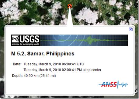 samar quake