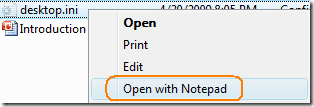 OpenWithNotepad