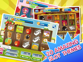 Screenshot of Bubble Casino - Slots & Bingo