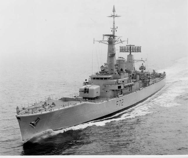 Operación Algeciras - La operación que pudo haber cambiado el curso de la historia HMS%20ARIADNE.%20