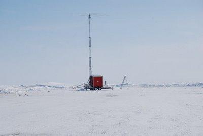 VX8X on Ellice Island