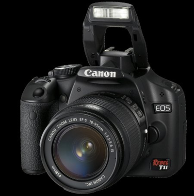 Canon T1i DSLR