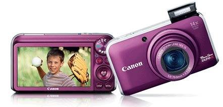 Canon PowerShot SX210