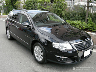 VW パサート ヴァリアント 07y