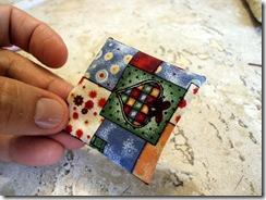 artemelza - fuxico quadrado dobrado