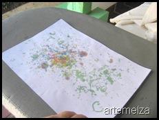 Artemelza - papel encerado