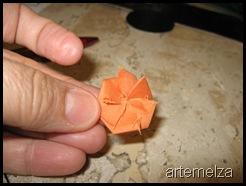artemelza - fuxico hexagonal