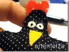 artemelza - galinha