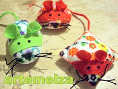 artemelza - ratinhos