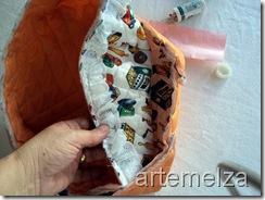 artemelza - porta guardanapo