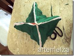 artemelza - cobre panetone