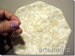 artemelza - flor octogonal