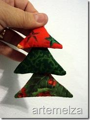 artemelza - árvore de natal