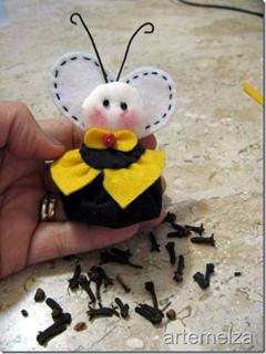 artemelza - sache abelhinha
