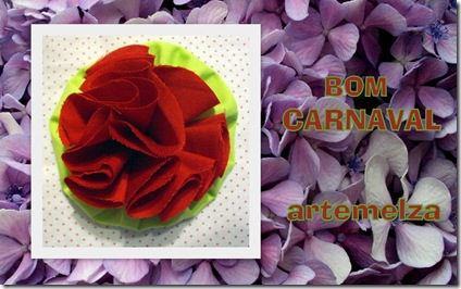 artemelza - flor de carnaval