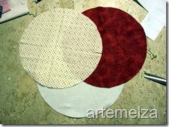 artemelza - bolsa circular -