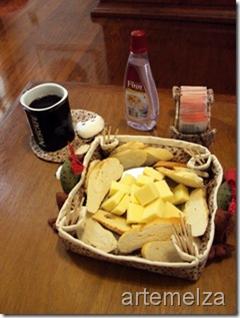 artemelza - cestinha para pão