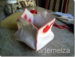 artemelza - cestinha de feltro-37