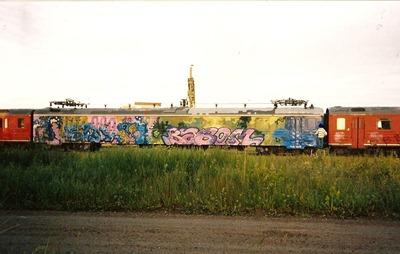 Kabo Basom Wholecar 1993